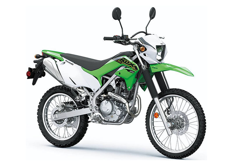 2021 Kawasaki KLX 230 in Iowa City, Iowa