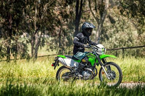 2021 Kawasaki KLX 230 in Bakersfield, California - Photo 10