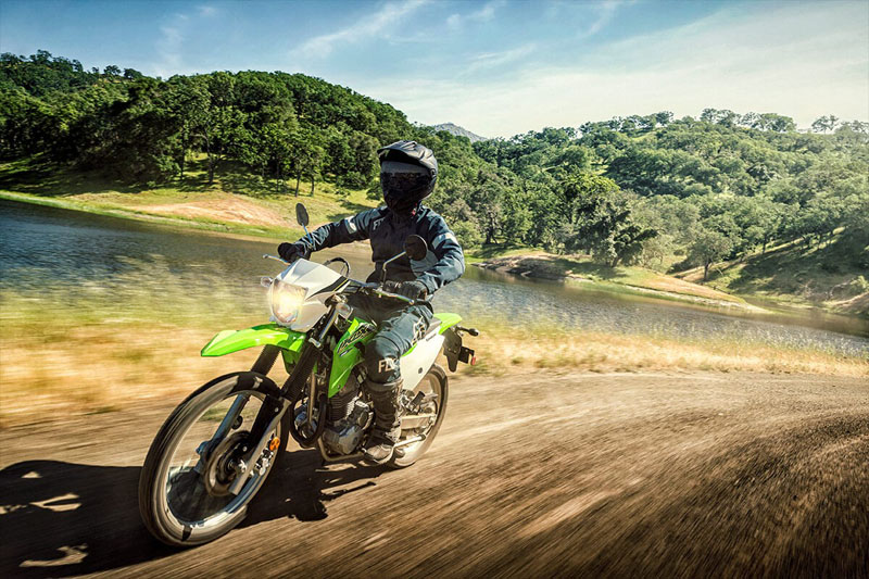 2021 Kawasaki KLX 230 in College Station, Texas - Photo 11