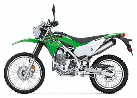 2021 Kawasaki KLX 230 ABS in Dalton, Georgia - Photo 2