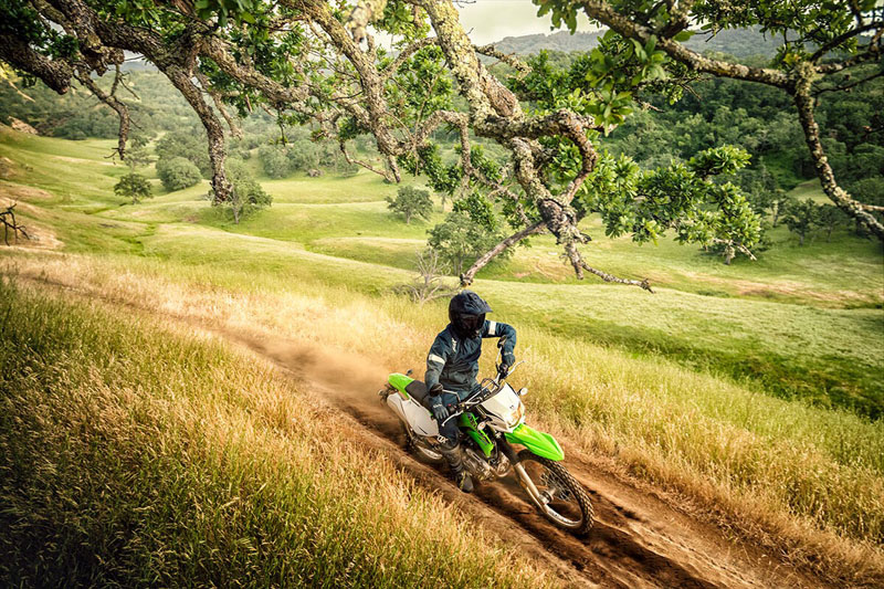 2021 Kawasaki KLX 230 ABS in Bellevue, Washington - Photo 4