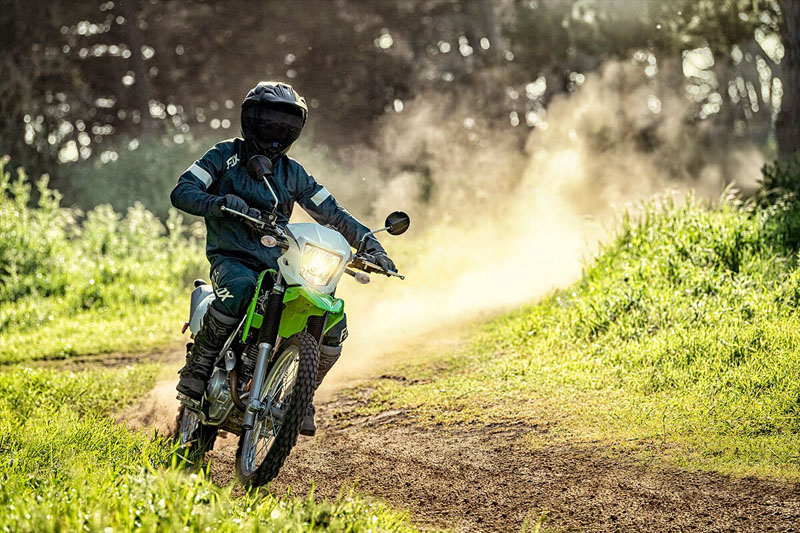 2021 Kawasaki KLX 230 ABS in Bakersfield, California - Photo 8