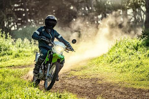 2021 Kawasaki KLX 230 ABS in Bellevue, Washington - Photo 8