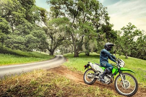 2021 Kawasaki KLX 230 ABS in Fremont, California - Photo 9