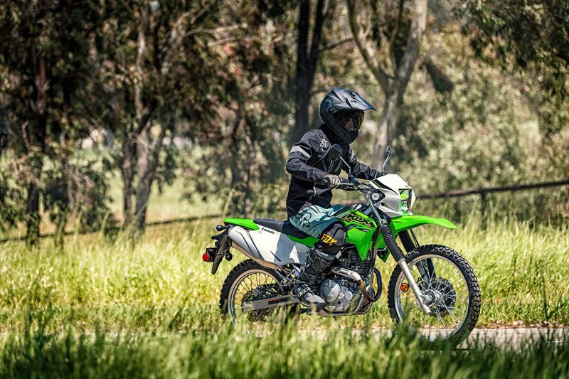 2021 Kawasaki KLX 230 ABS in Bellevue, Washington - Photo 10