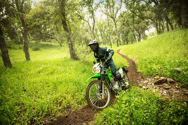 2021 Kawasaki KLX 230 ABS in Bellevue, Washington - Photo 12