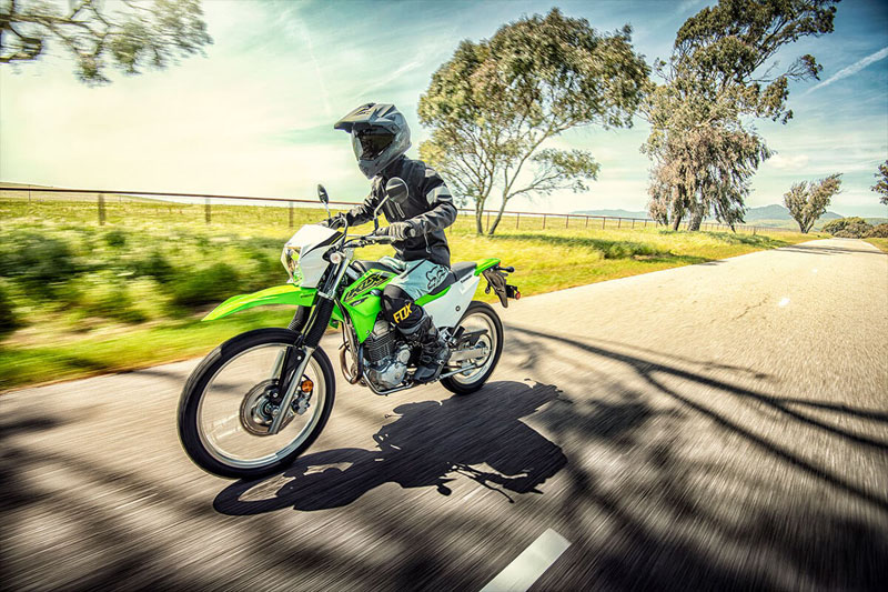 2021 Kawasaki KLX 230 ABS in Bellevue, Washington - Photo 13