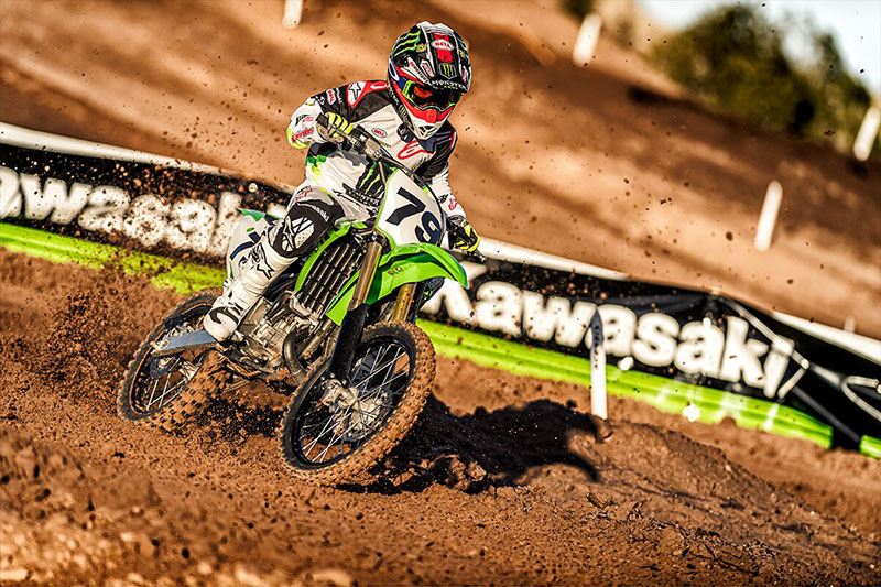 2021 Kawasaki KX 100 in Massapequa, New York - Photo 4