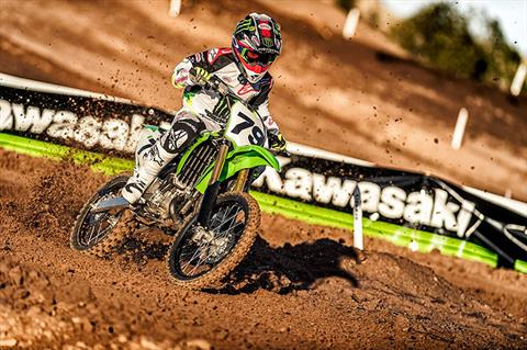 2021 Kawasaki KX 100 in Bellingham, Washington - Photo 4
