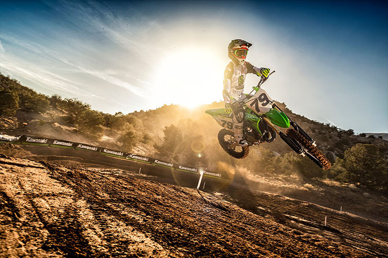 2021 Kawasaki KX 100 in Bellingham, Washington - Photo 5