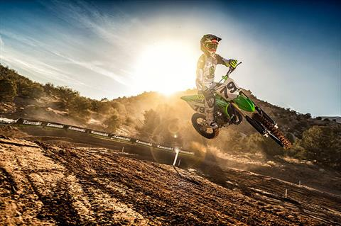 2021 Kawasaki KX 100 in Lancaster, Texas - Photo 5