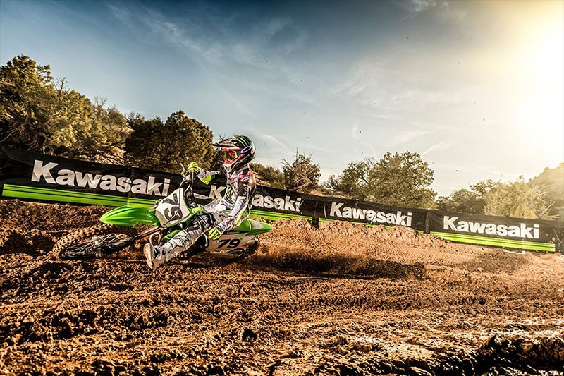 2021 Kawasaki KX 100 in Dimondale, Michigan - Photo 6