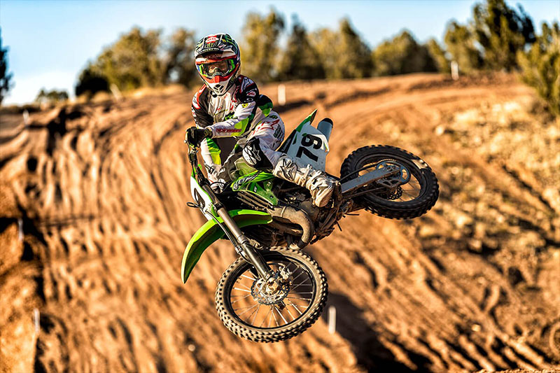 2021 Kawasaki KX 100 in Starkville, Mississippi - Photo 8