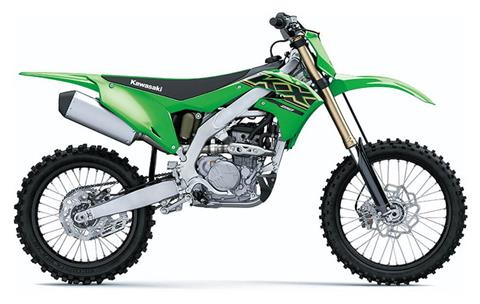 2021 Kawasaki KX 250 in Howell, Michigan