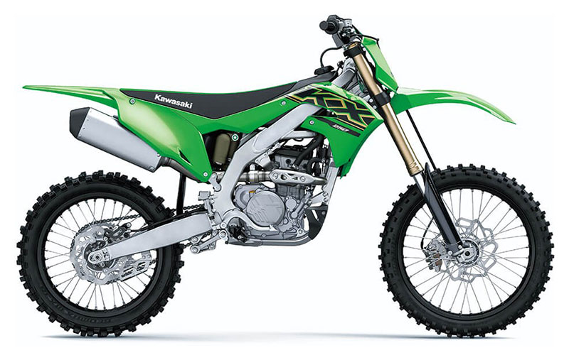 2021 Kawasaki KX 250 in Sacramento, California - Photo 3