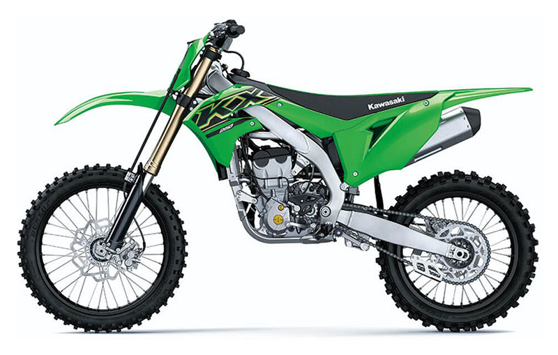 2021 Kawasaki KX 250 in Freeport, Illinois - Photo 2