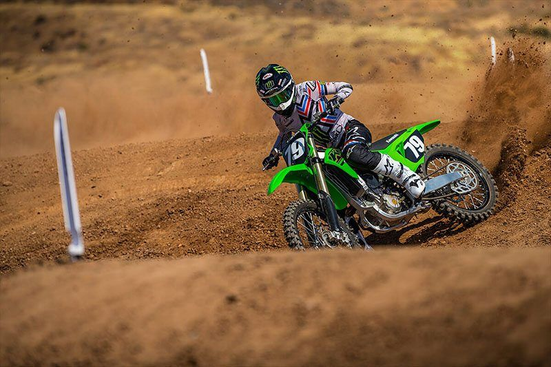 2021 Kawasaki KX 250 in Sacramento, California - Photo 5