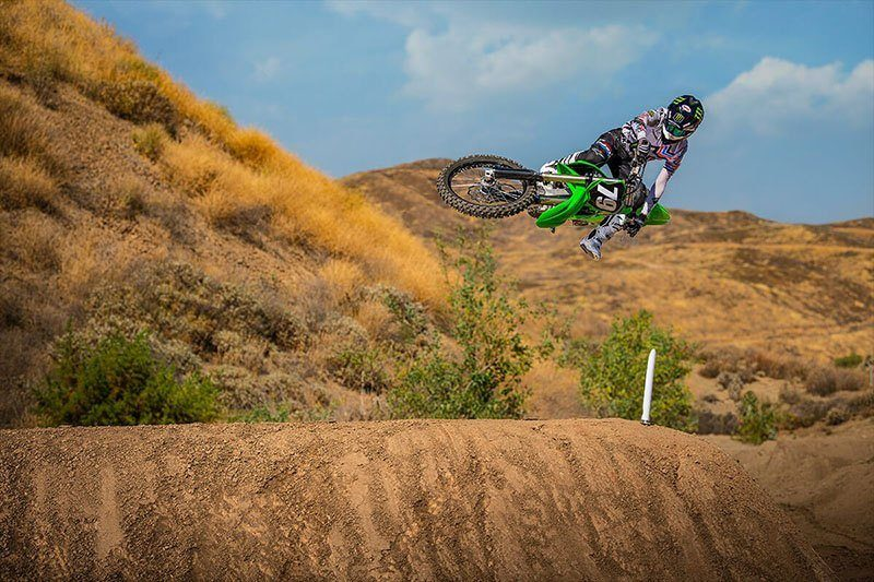 2021 Kawasaki KX 250 in Sacramento, California - Photo 6