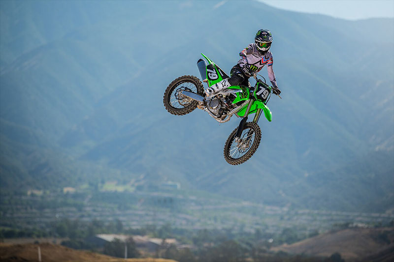 2021 Kawasaki KX 250 in Bellevue, Washington - Photo 7