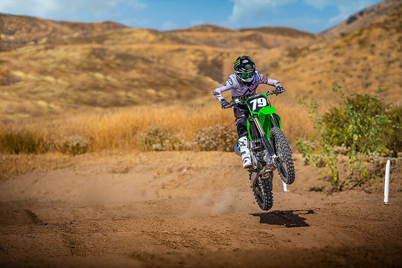 2021 Kawasaki KX 250 in Bellevue, Washington - Photo 8