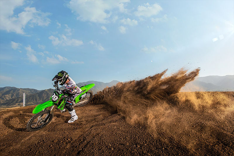 2021 Kawasaki KX 250 in Massillon, Ohio - Photo 9
