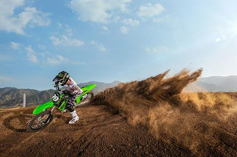 2021 Kawasaki KX 250 in Bellingham, Washington - Photo 9