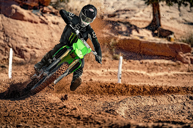 2021 Kawasaki KX 250 in Bellingham, Washington - Photo 10