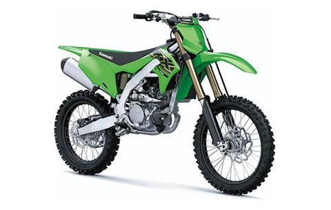 2021 Kawasaki KX 250 in Massillon, Ohio - Photo 3