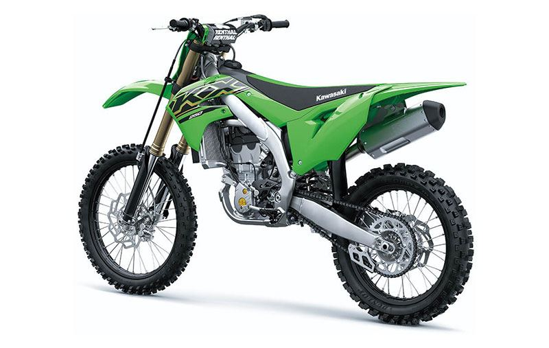 2021 Kawasaki KX 250 in Dalton, Georgia - Photo 4
