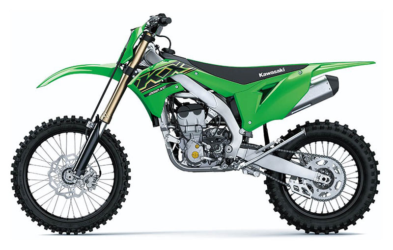 2021 Kawasaki KX 250XC in Ukiah, California - Photo 2
