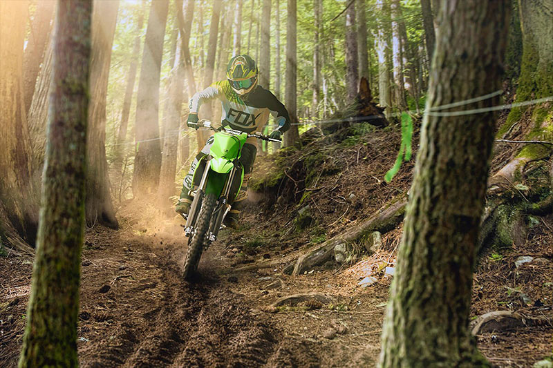 2021 Kawasaki KX 250X in Ledgewood, New Jersey - Photo 4