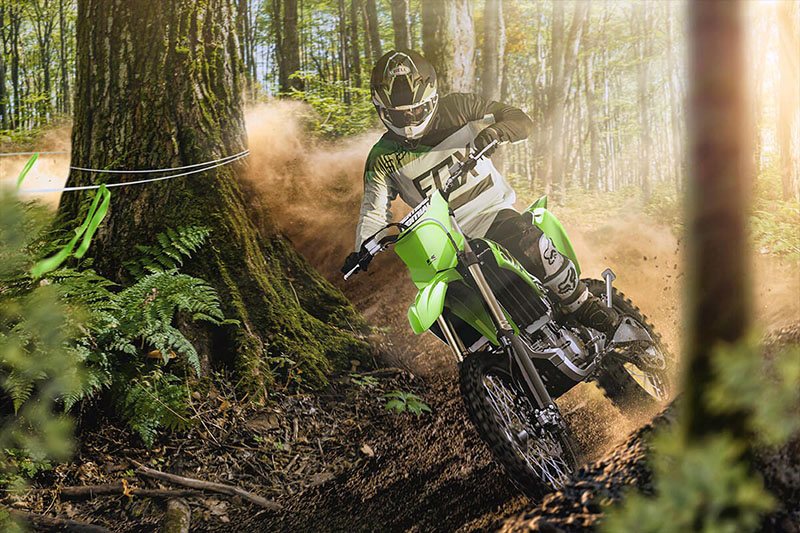 2021 Kawasaki KX 250X in Louisville, Tennessee - Photo 5