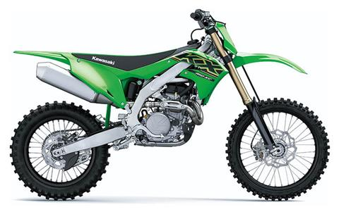 2021 Kawasaki KX 450XC in Howell, Michigan