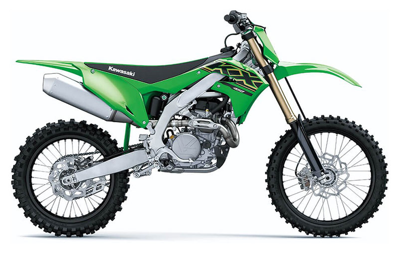 2021 Kawasaki KX 450 in Bennington, Vermont - Photo 1