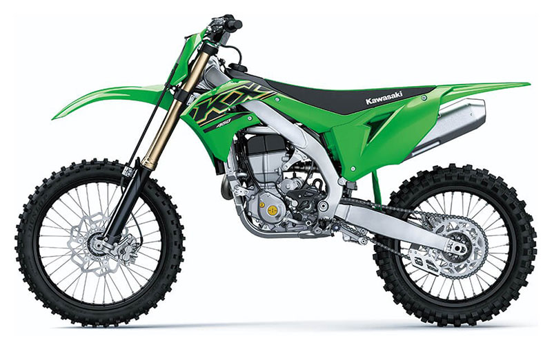 2021 Kawasaki KX 450 in Harrisburg, Illinois - Photo 2