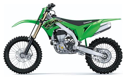 2021 Kawasaki KX 450 in Bennington, Vermont - Photo 2