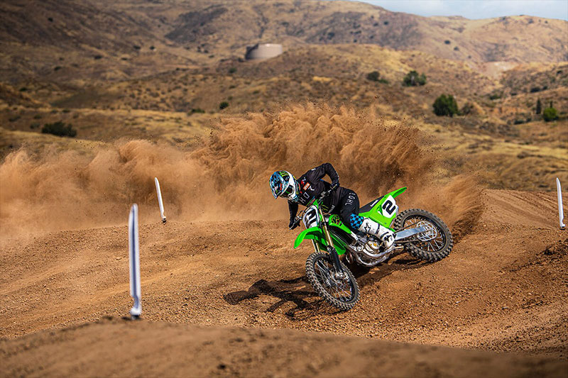 2021 Kawasaki KX 450 in Waterbury, Connecticut - Photo 5