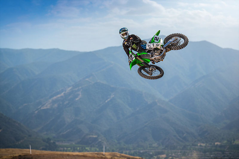 2021 Kawasaki KX 450 in Bellingham, Washington - Photo 6