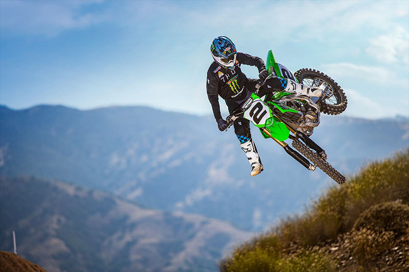 2021 Kawasaki KX 450 in Bellingham, Washington - Photo 7