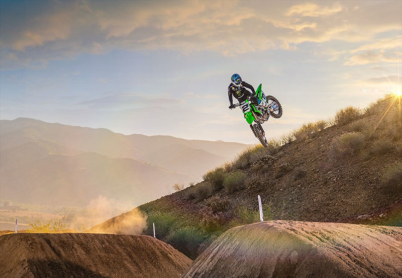 2021 Kawasaki KX 450 in Waterbury, Connecticut - Photo 8