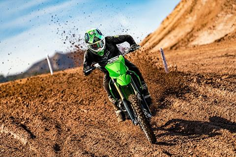 2021 Kawasaki KX 450 in Bennington, Vermont - Photo 9