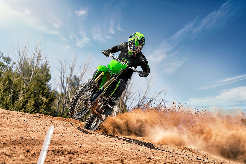 2021 Kawasaki KX 450 in Bennington, Vermont - Photo 10