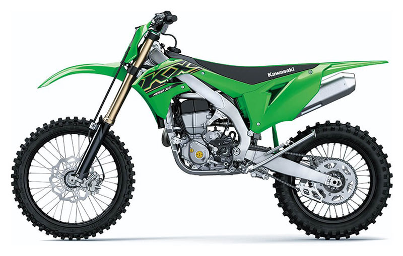 2021 Kawasaki KX 450XC in Gaylord, Michigan - Photo 2