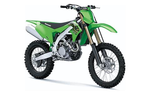 2021 Kawasaki KX 450XC in Gaylord, Michigan - Photo 3