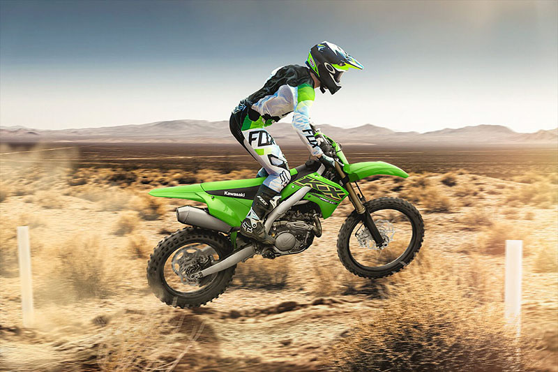 2021 Kawasaki KX 450XC in Orange, California - Photo 5