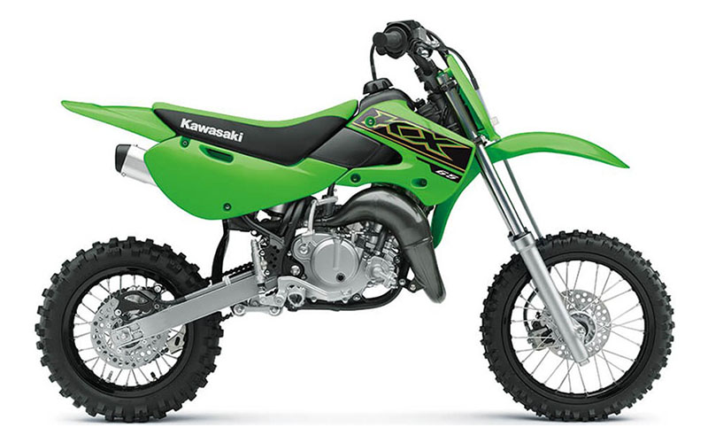 2021 Kawasaki KX 65 in Mount Pleasant, Michigan - Photo 1