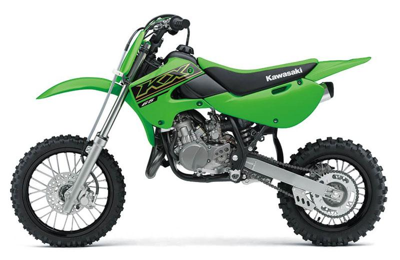2021 Kawasaki KX 65 in Gaylord, Michigan - Photo 2
