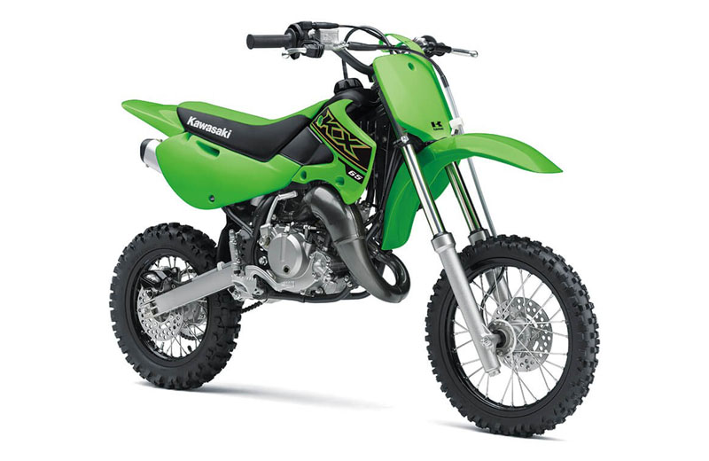 2021 Kawasaki KX 65 in Evansville, Indiana - Photo 3