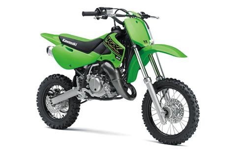 2021 Kawasaki KX 65 in Freeport, Illinois - Photo 3