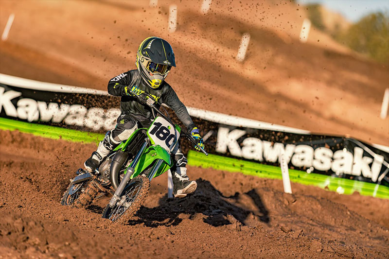 2021 Kawasaki KX 65 in Mount Pleasant, Michigan - Photo 4